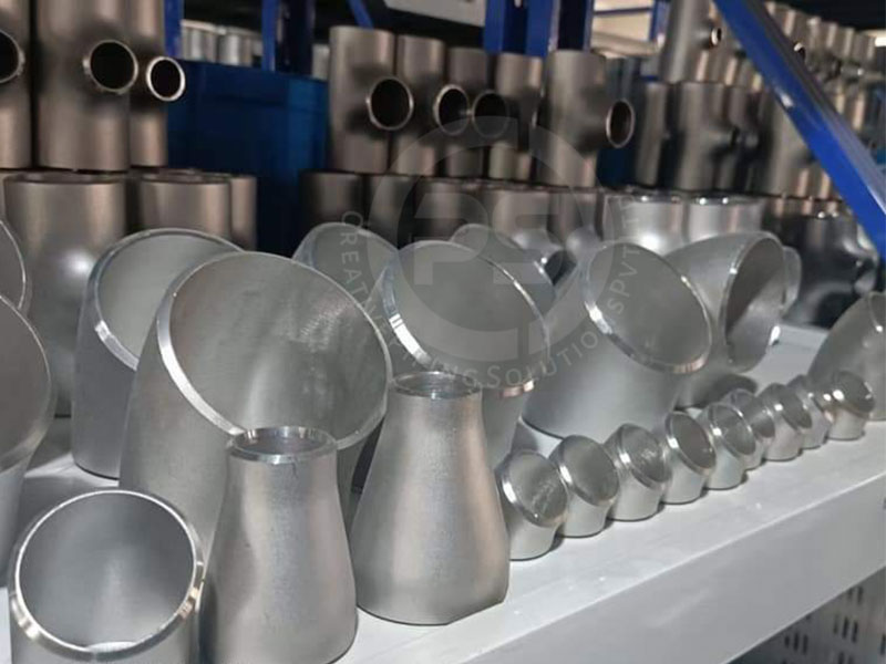 Stainless Steel 304 Pipe Fittings Manufacturers