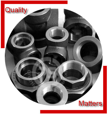 ASTM A182 Alloy Steel F22 Forged Fittings Material Inspection