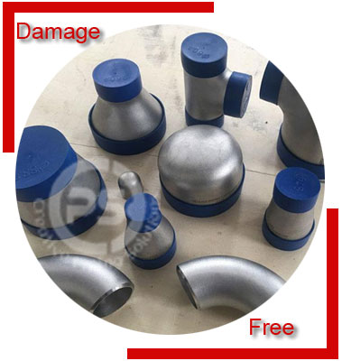 Alloy Steel WP91 Buttweld Pipe Fittings Packing & Forwarding
