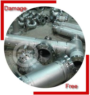 Carbon Steel Pipe Spool/Alloy Steel Pipe Spool Packing & Forwarding