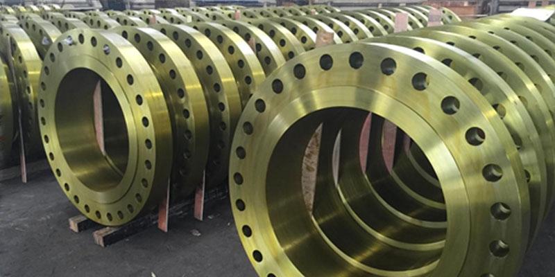 Carbon Steel ASTM A105 Flanges Manufacturer