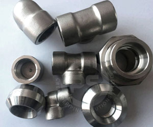 Carbon Steel ASTM A105 Forged Fittings Stockists
