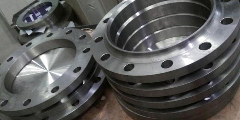 Alloy Steel F5 Flanges Manufacturer