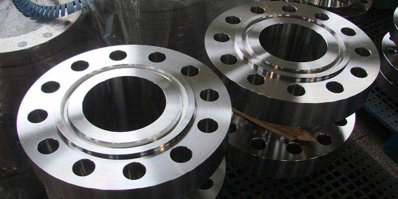Alloy Steel F91 Flanges Manufacturer