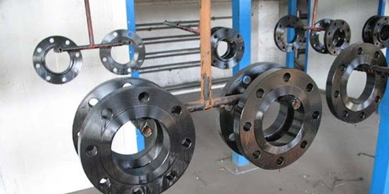 Carbon Steel ASTM A350 LF2 Flanges Manufacturer