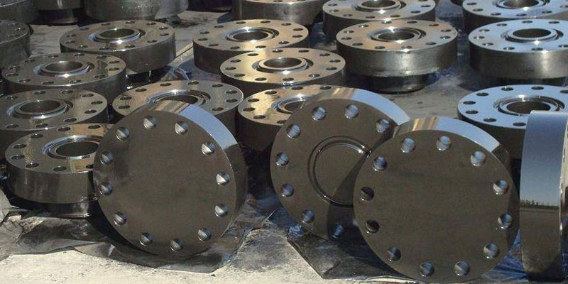 Carbon Steel ASTM A694 Flanges Manufacturer