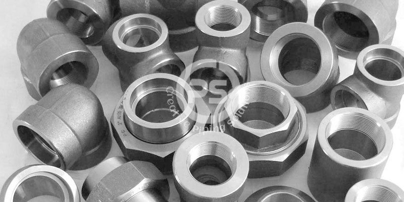 Carbon Steel ASTM A694 Forged Fittings Manufacturer