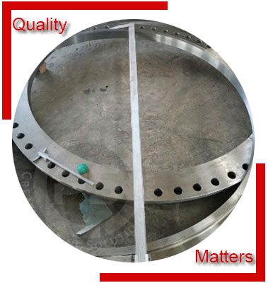 AWWA Flanges Inspection