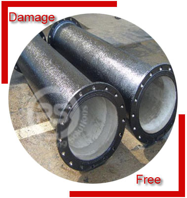 Carbon Steel Double Flanged Pipe/Alloy Steel Double Flanged Pipe Packing & Forwarding