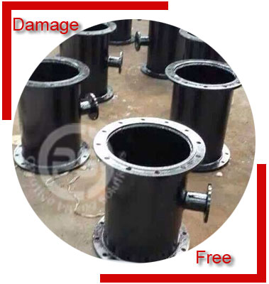 Carbon Steel Flanged Tee/Alloy Steel Flanged Tee Packing & Forwarding