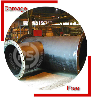 Carbon Steel Mitered Bends/Alloy Steel Mitered Bends Packing & Forwarding