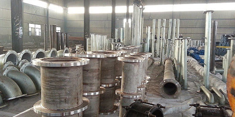 Carbon Steel Double Flanged Pipe Manufacturer
