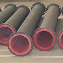 Carbon Steel/Alloy Steel Rubber Lined Spool Pipe