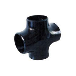 Carbon Steel ASTM A234 WPB Cross
