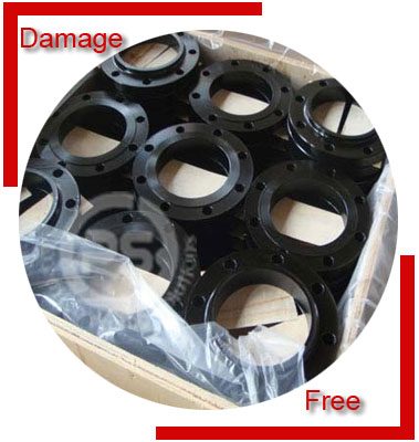 Carbon Steel ASTM A694 Flanges Packing & Forwarding