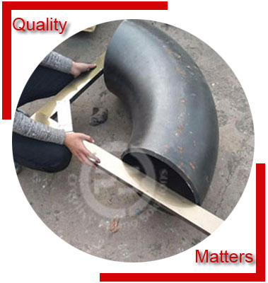 ASTM A234 WPB Pipe Fittings Material Inspection