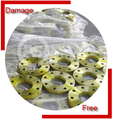 Cupro Nickel 90/10 Flanges Packing & Forwarding