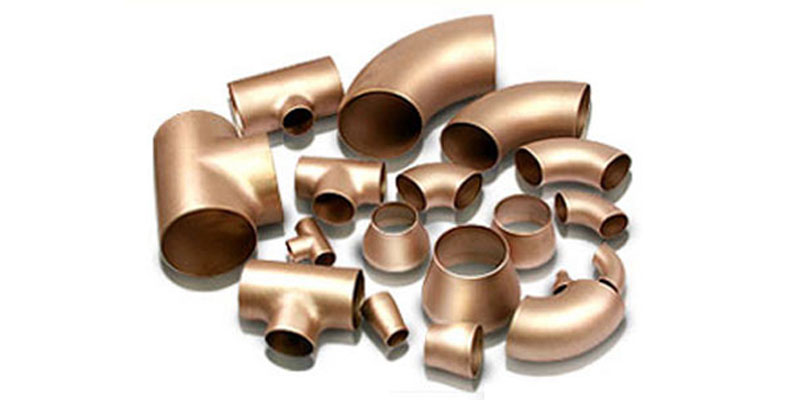 Cupro Nickel 70/30 Buttweld Pipe Fittings Manufacturers