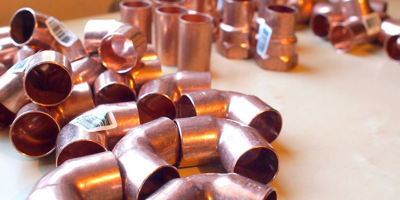 Cupro Nickel 90/10 Buttweld Pipe Fittings Manufacturers
