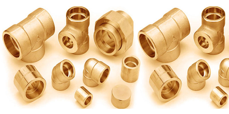 Cupro Nickel 90/10 Forged Threaded Fittings Manufacturers