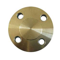 90/10 Copper Nickel Blind Flanges