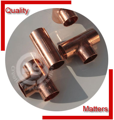 Cupro Nickel 90/10 Buttweld Fittings Material Inspection