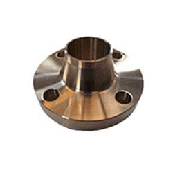 90/10 Copper Nickel High Hub Blind Flange