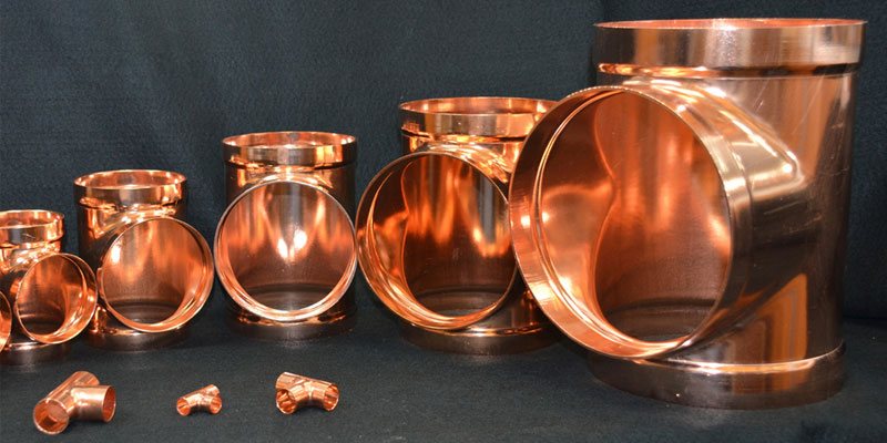 Cupro Nickel Pipe Fittings & Flanges