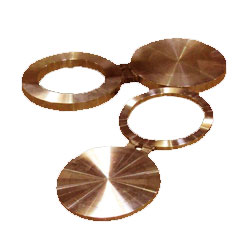 90/10 Copper Nickel Spectacle Blind Flange