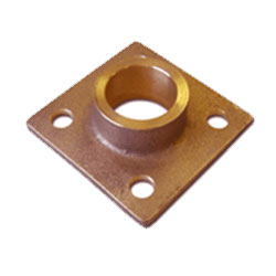 90/10 Copper Nickel Square Flange