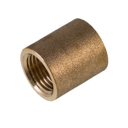 Cupro Nickel 90/10 Threaded Coupling
