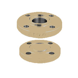 90/10 Copper Nickel Tongue and Groove Flange