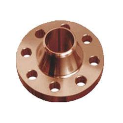 90/10 Copper Nickel Weld Neck Flanges