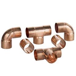 Cupro Nickel 90/10 Welded Fittings