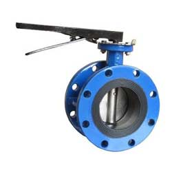 Double Flanged End Butterfly Valve Suppliers