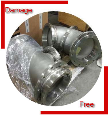 Double Flanged Packing & Forwading