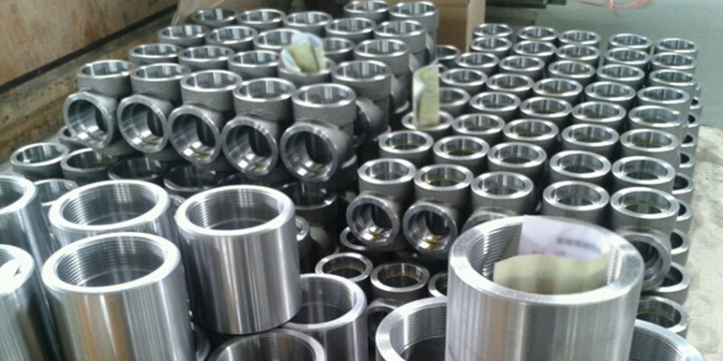 Duplex 2205 Forged Fittings Manufacturers