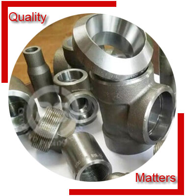 Duplex 2205 Forged Fittings Material Inspection