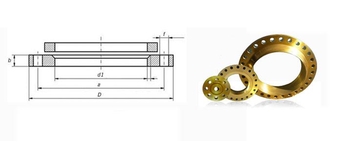 ASME B16.47 / ANSI / ASME B16.5 EN 1092-1 Type 02 Flange Manufacturer