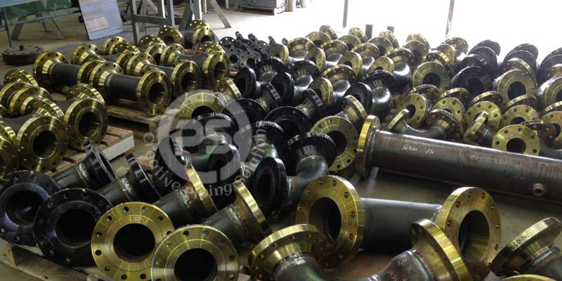 Flanged Pipe Spool Suppliers