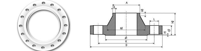 ASME B16.47 / ANSI / ASME B16.5 EN 1092-1 Type 11 Flange Manufacturer