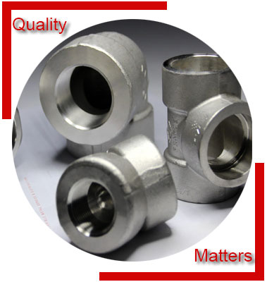 Alloy 20 Socket Weld Fittings Material Inspection