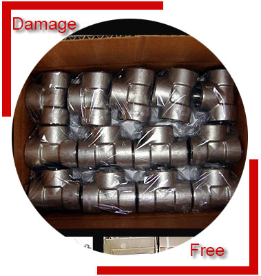 Alloy 20 Forged Fittings Packing & Forwarding