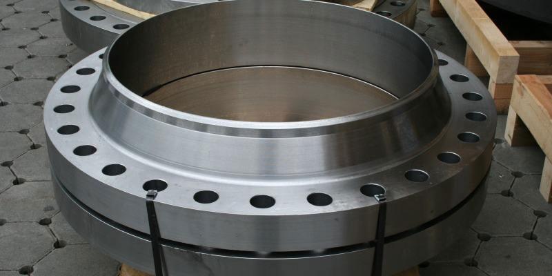 ASME B16.47 / ANSI / ASME B16.5 Forged Flange Manufacturer