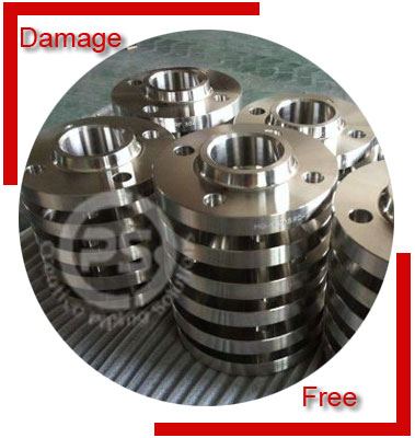 ANSI B16.5 Forged Flanges Packing & Forwarding