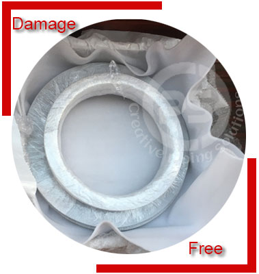 GOST Flanges Packing & Forwarding
