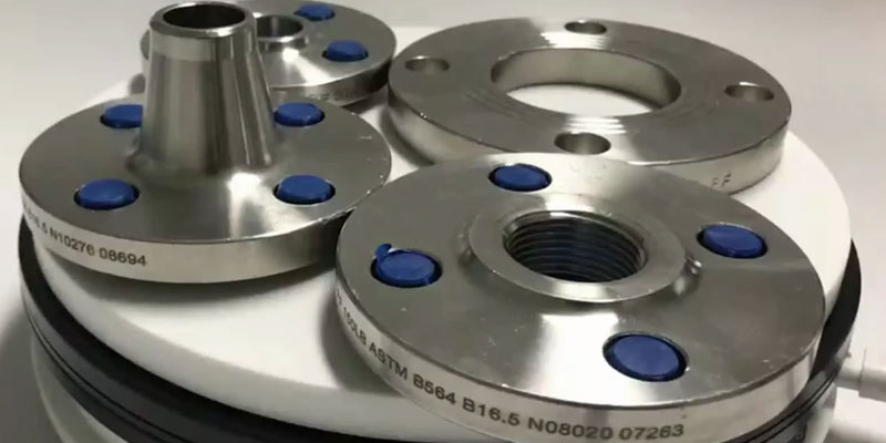 Hastelloy B2 Flanges Manufacturers