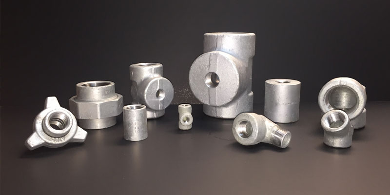 Hastelloy b2 Forged Threaded Fittings Manufacturers