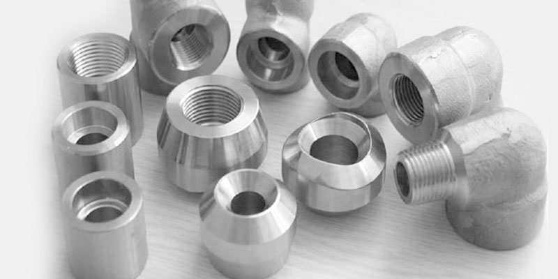 Hastelloy x Forged Threaded Fittings Manufacturers