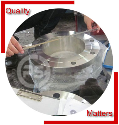 Inconel 601 Flanges Material Inspection
